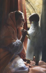 """For This Child I Prayed"" by Elspeth Young"