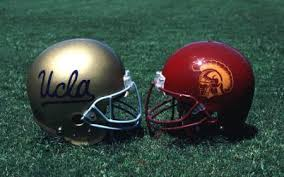 Rivalry between UCLA and USC
